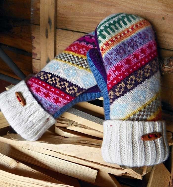 К зиме готовы! 50 идей вещей для вязания спицами, фото № 28