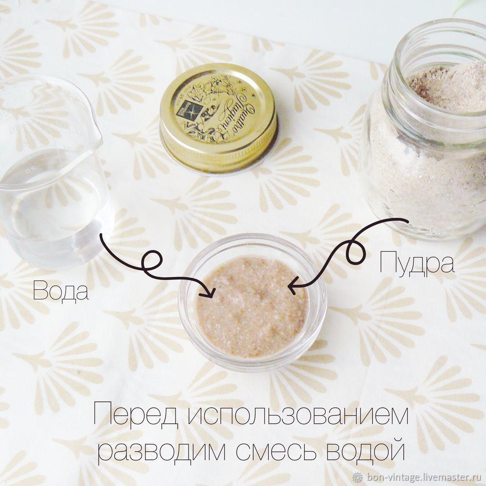 Домашняя косметика для очищения кожи, фото № 9