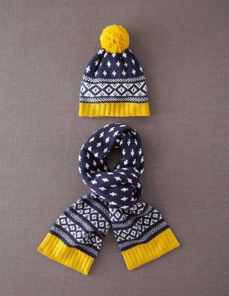 К зиме готовы! 50 идей вещей для вязания спицами, фото № 2