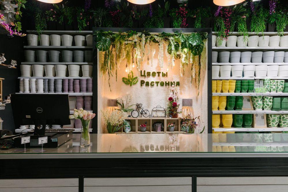 Новый «Леруа Мерлен ЗИЛ» не просто строительный магазин. Там есть мастерская, свежесрезанные цветы и даже роботизированная нога!, фото № 16