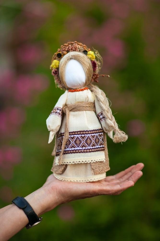 История и особенности русской тряпичной куклы, фото № 39