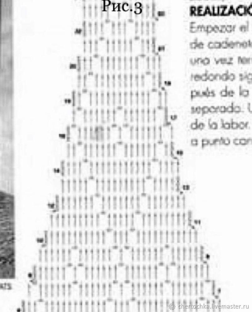 Вяжем авоську ромбами, фото № 10