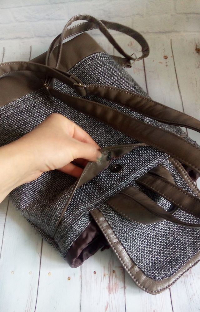 рюкзачок, сова, сумка текстильная, рюкзак для ребенка
