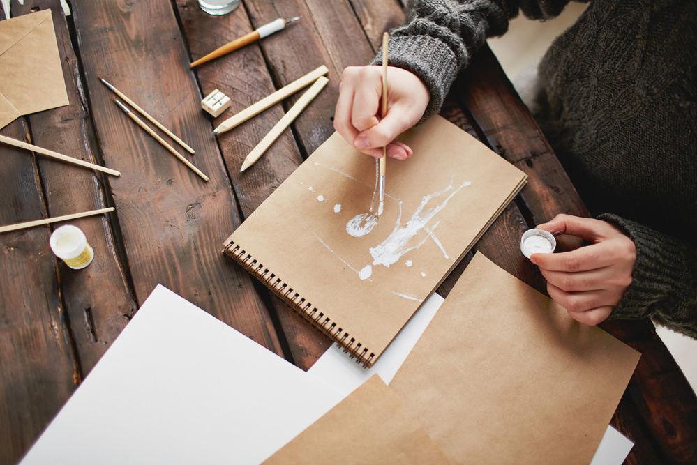 Как начать рисовать и не бояться?, фото № 1