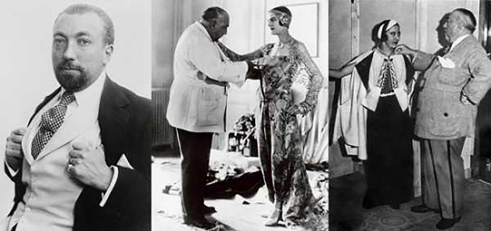 История показов мод. Истоки высокой моды, фото № 8