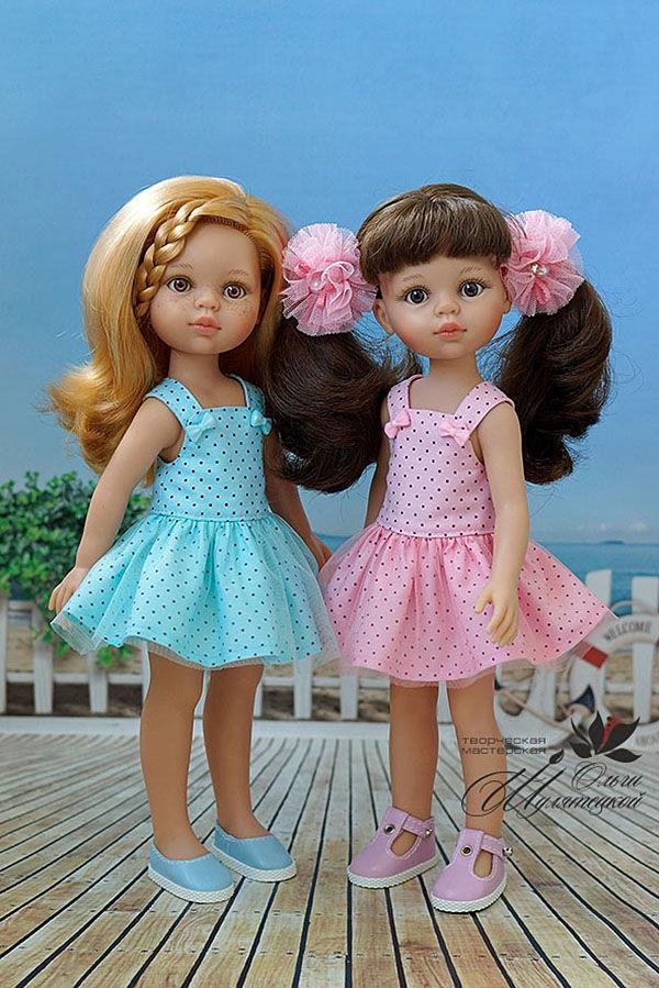 шьем для куклы