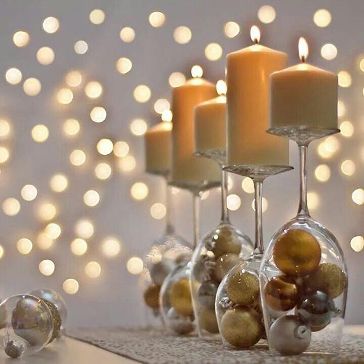 Золотой новогодний декор: 15 классных идей, фото № 26