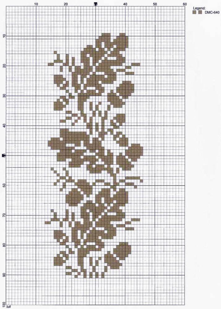 In Love With Autumn: 50+ Cross Stitch Patterns, фото № 18