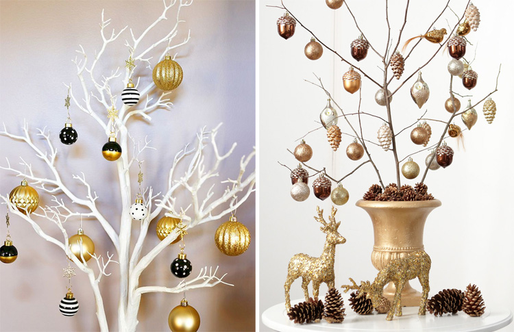 Золотой новогодний декор: 15 классных идей, фото № 11
