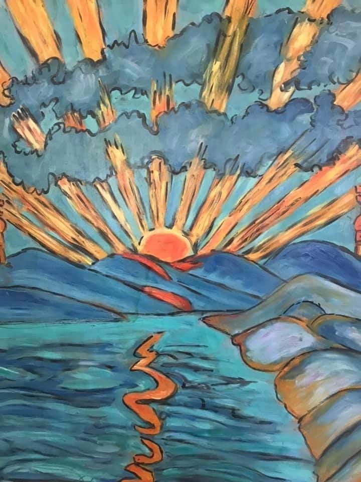 Самобытный художник Александр Носов, и его удивительные картины, фото № 4
