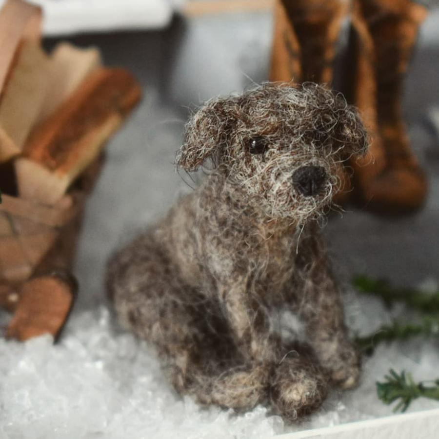 Финская художница создает дома мечты... в миниатюре, фото № 5