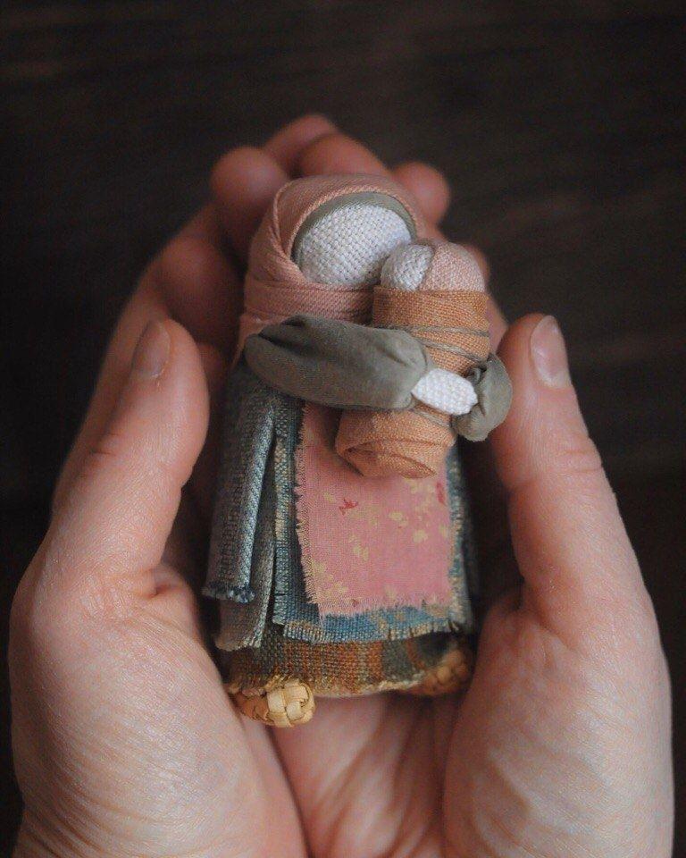 История и особенности русской тряпичной куклы, фото № 45