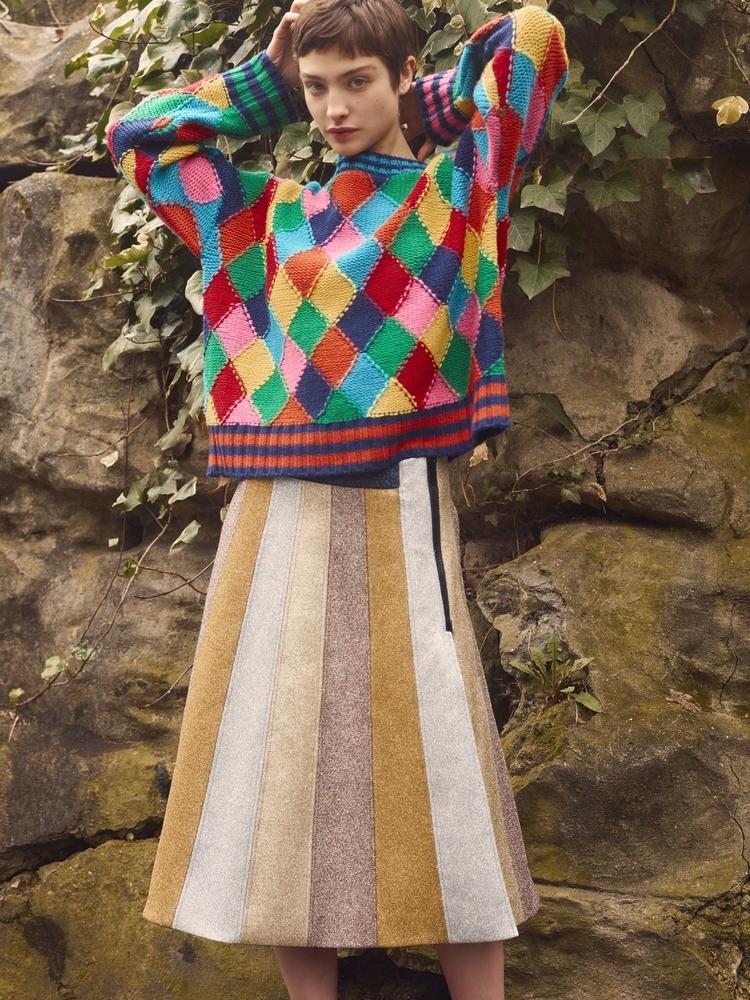 К зиме готовы! 50 идей вещей для вязания спицами, фото № 20