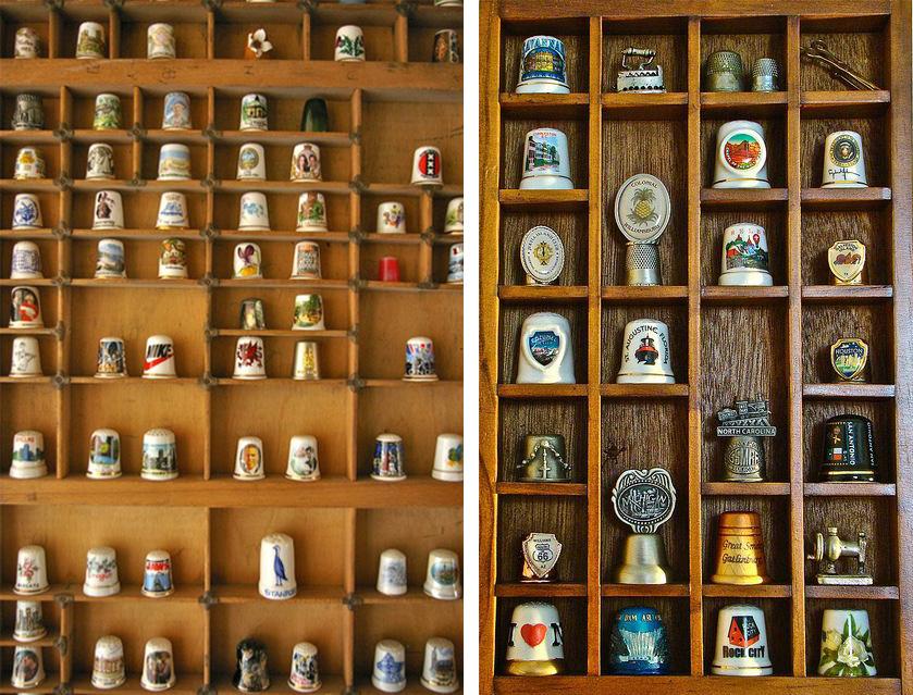 Коллекционируем красиво: 40+ впечатляющих полок для хранения коллекций, фото № 14