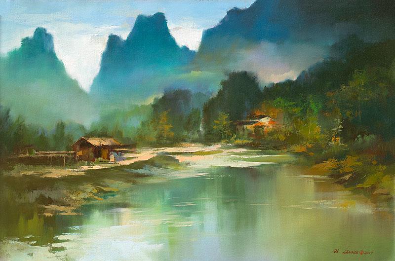 Кен Хонг Лунг — мастер волшебных пейзажей, фото № 13