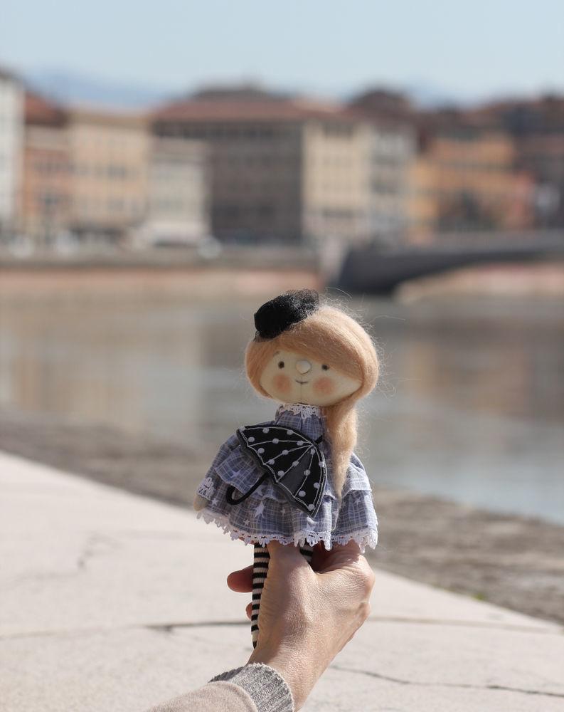 «Когда кукла в руках, она диктует» интервью с Татьяной Федотовой etastyle, фото № 3