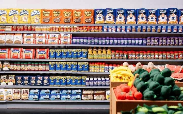 Lucy Sparrow's Supermarket: Felt Products & No GM Foods, фото № 5