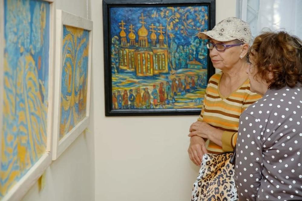 Самобытный художник Александр Носов, и его удивительные картины, фото № 10