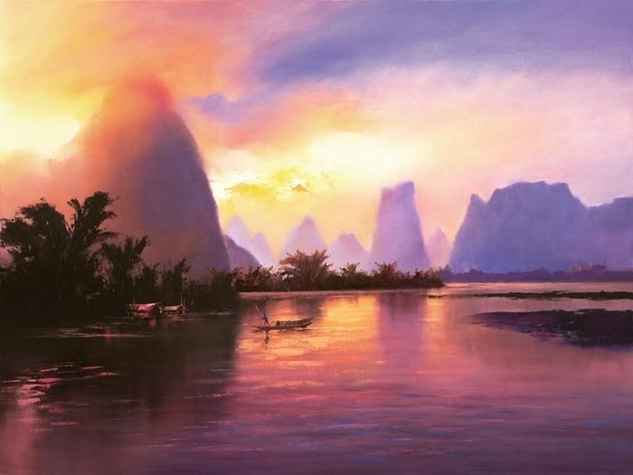 Кен Хонг Лунг — мастер волшебных пейзажей, фото № 19