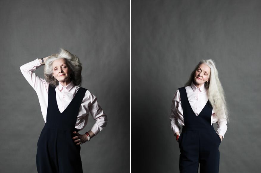 Как 64-летняя петербурженка стала моделью года, фото № 14