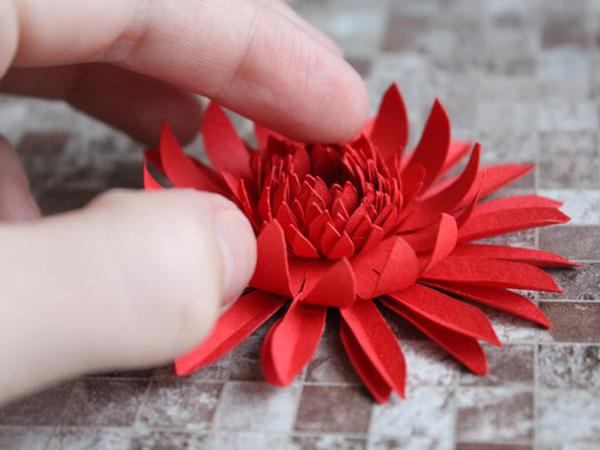 Как сделать цветы из бумаги 16 мастер-классов по созданию неувядающей красоты своими руками, фото № 4