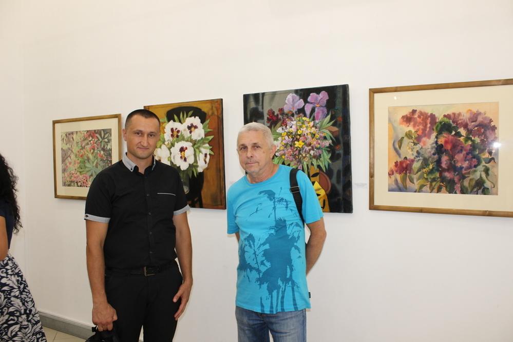 Областная художественная выставка посвященная Дню Независимости, фото № 11