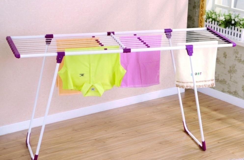 Где сушить белье в квартире красиво и удобно? (33 обычных и необычных решений), фото № 8
