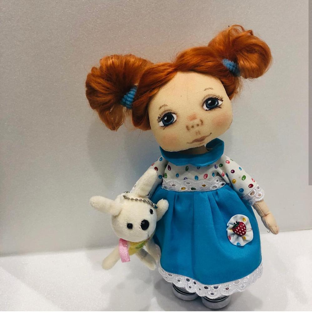 мастер-класс, куклы ручной работы