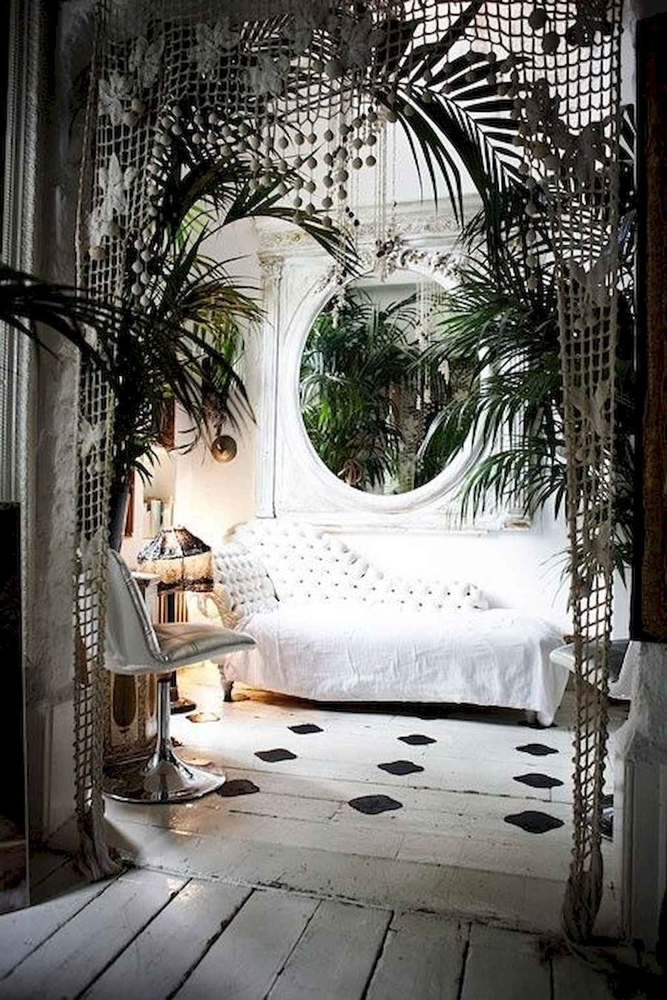 Tangled Story: 35 Ideas of Macrame in Interior, фото № 17