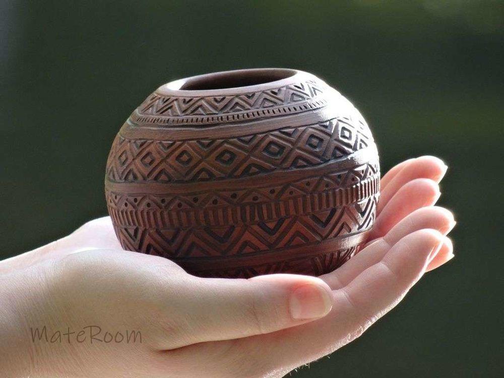 калабас из глины