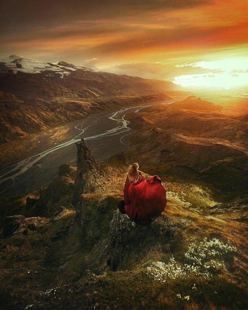 Сказка наяву путешественники Тиджей Дрисдейл и Виктория Йор фотографируют такие уголки планеты, что начинаешь верить, что сказочные миры существуют, фото № 3
