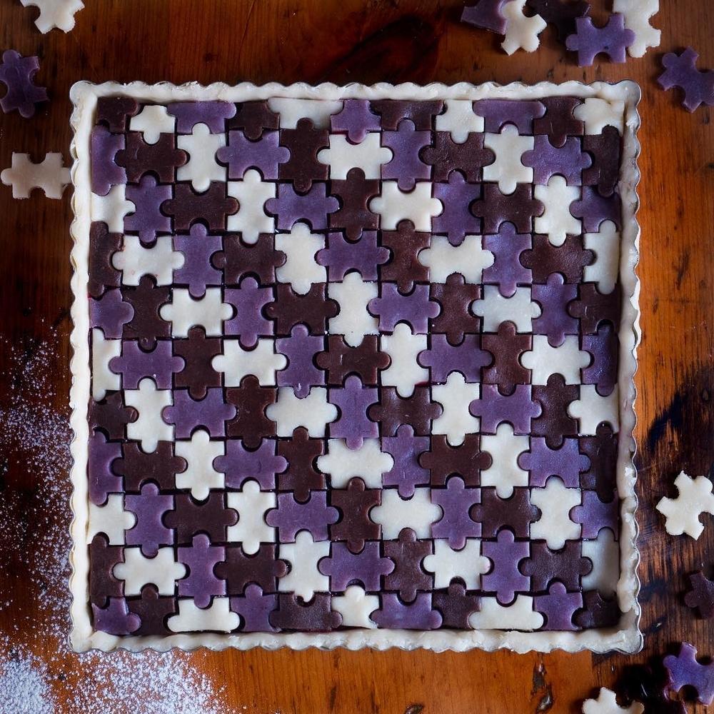 Самоучка печет пироги невероятной красоты: кулинарные шедевры от Helen Nugent + 3 секрета идеальной выпечки, фото № 31