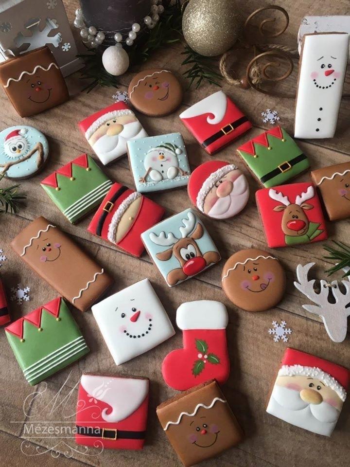 Golden Gingerbread: 30 Handmade Sweets By Hungarian Baker Judit Czinkne Poor, фото № 7