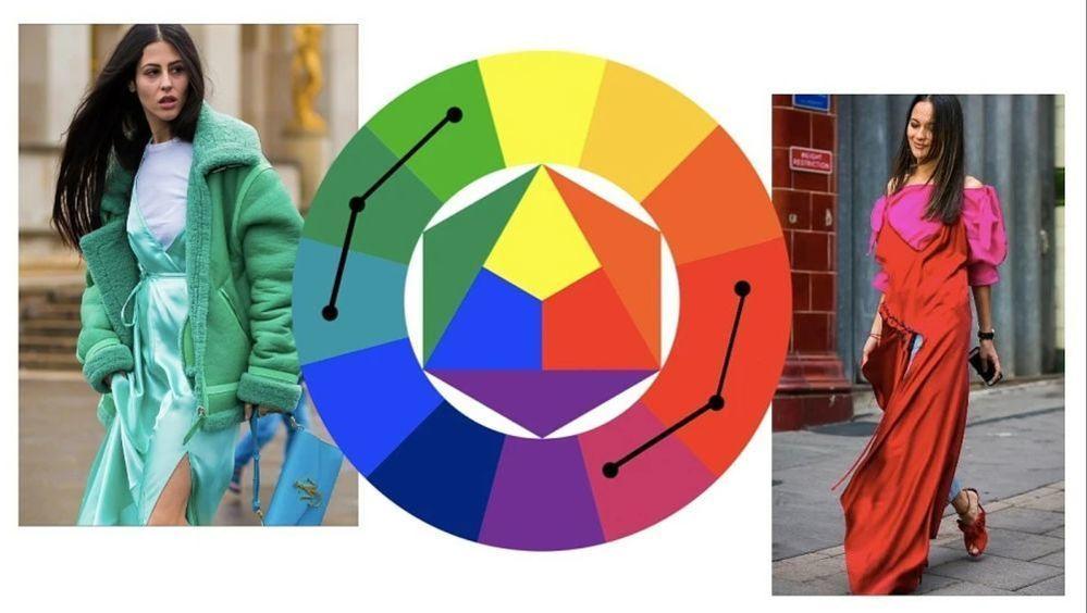 Цветовой круг Иттена. 5 способов сочетать цвета правильно, фото № 7