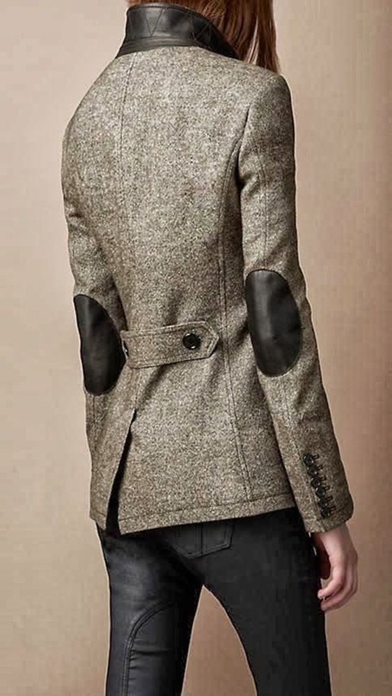 Декоративные заплатки на локтях одежды: 11 креативных идей, фото № 3