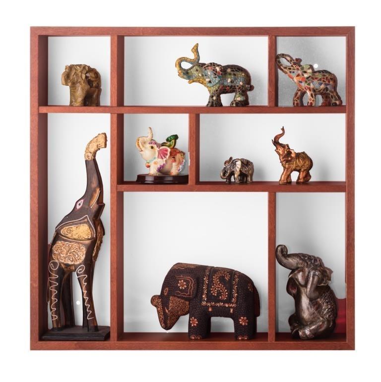 Коллекционируем красиво: 40+ впечатляющих полок для хранения коллекций, фото № 32