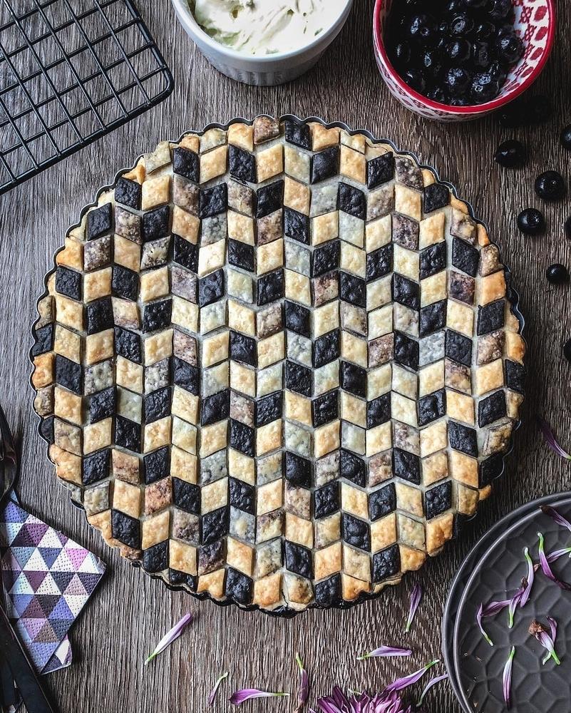 Самоучка печет пироги невероятной красоты: кулинарные шедевры от Helen Nugent + 3 секрета идеальной выпечки, фото № 34