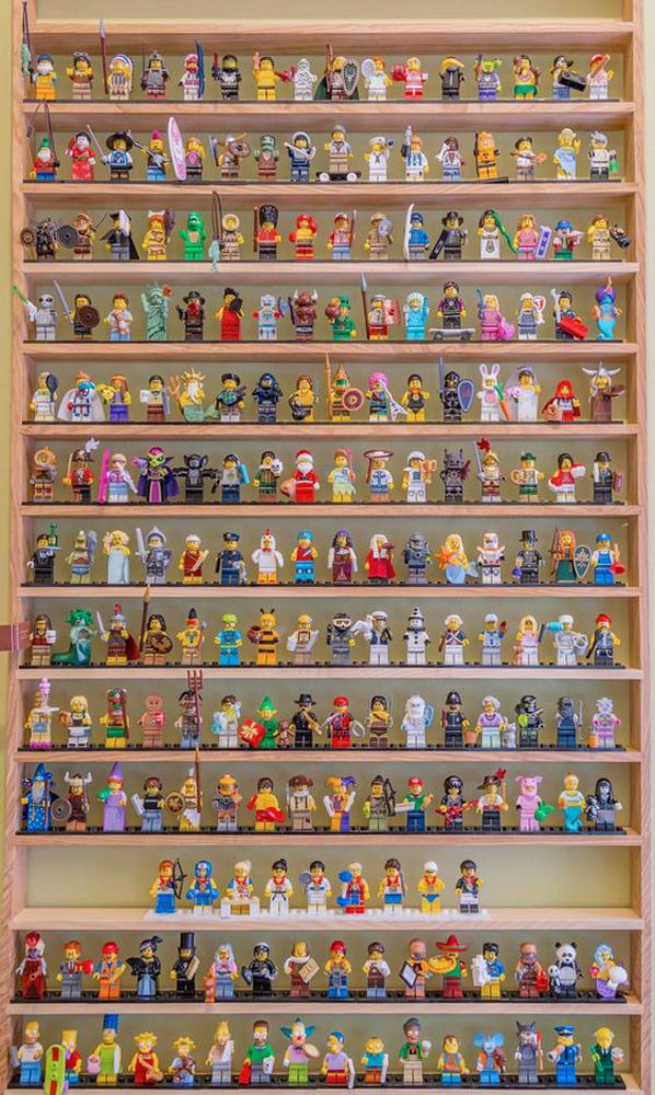 Коллекционируем красиво: 40+ впечатляющих полок для хранения коллекций, фото № 40