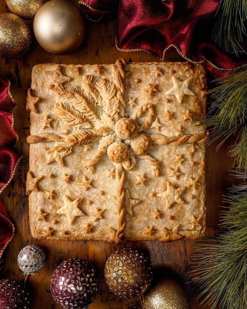 Самоучка печет пироги невероятной красоты: кулинарные шедевры от Helen Nugent + 3 секрета идеальной выпечки, фото № 44