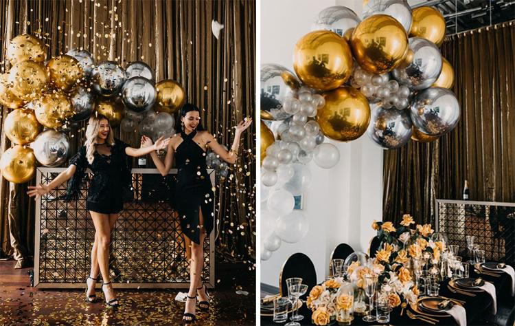 Золотой новогодний декор: 15 классных идей, фото № 29