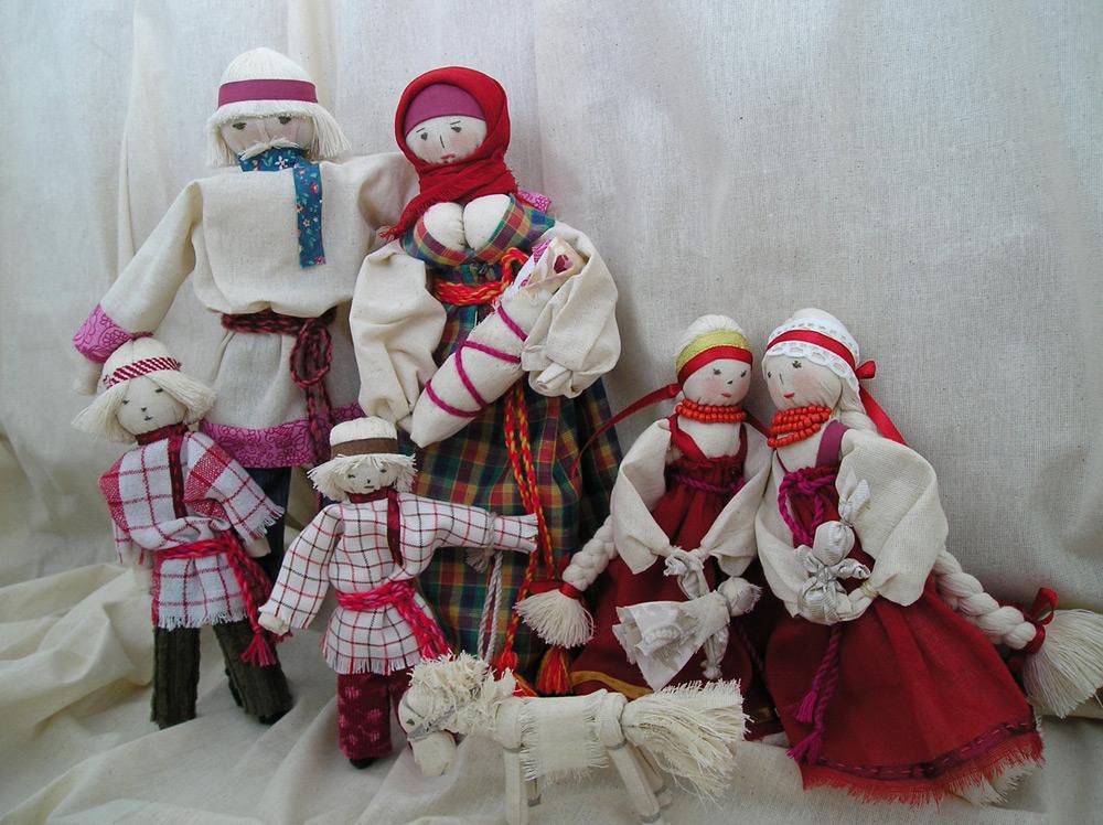 История и особенности русской тряпичной куклы, фото № 30