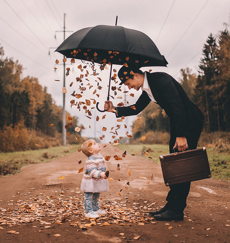 15 Ideas For Autumn Photos That You Will Definitely Want To Repeat, фото № 11
