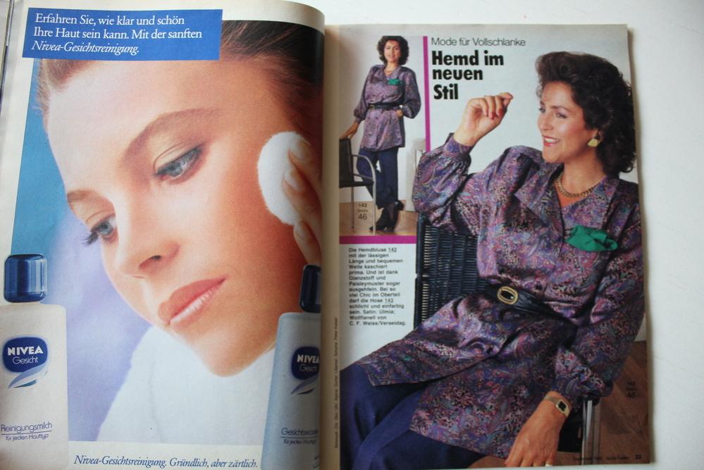 Burda moden /1985 Бурда Моден, фото № 13