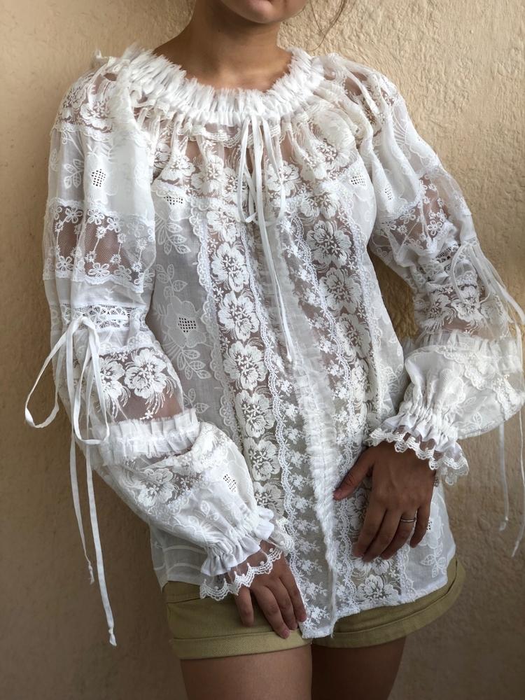 Нежная Одетта теперь в молочном цвете, фото № 4