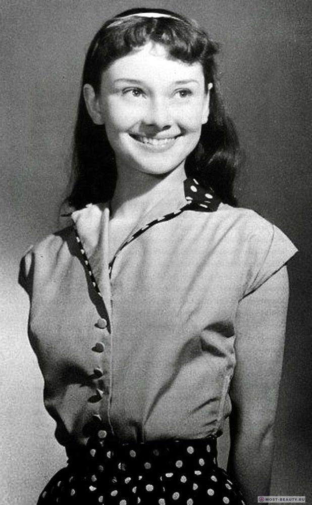 Одри Хепберн - икона стиля. 30 интересных фактов из жизни актрисы
