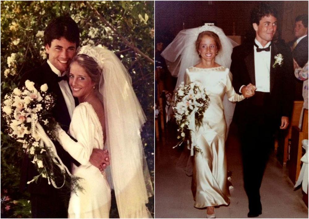 История одного свадебного платья 85 лет и 4 поколения женщин семьи выходят замуж в одном платье, фото № 2