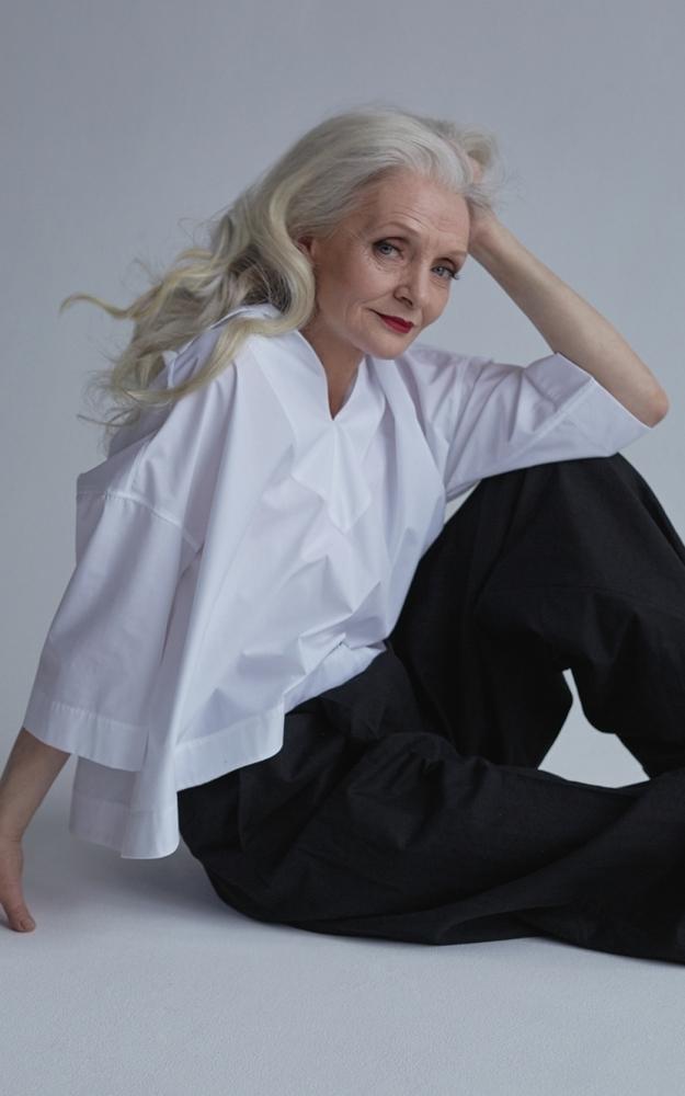 Как 64-летняя петербурженка стала моделью года, фото № 8