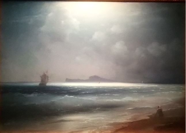 Unique Exhibition of Paintings by Aivazovsky, фото № 4