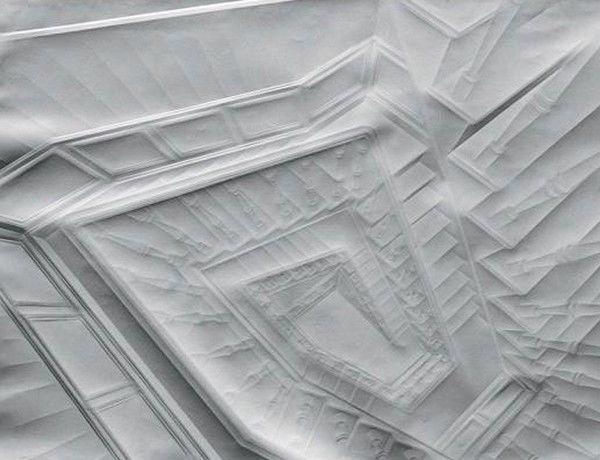 Бумажные шедевры кельнского художника, фото № 14