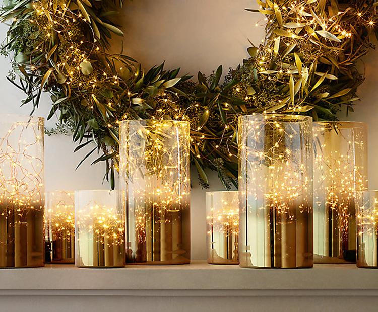 Золотой новогодний декор: 15 классных идей, фото № 14